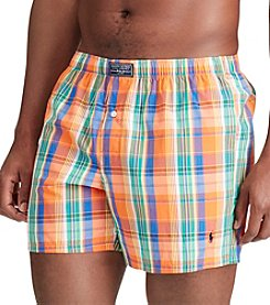 Polo Ralph Lauren® Men's Woven Hanging Boxers