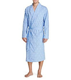 Polo Ralph Lauren® Men's Woven Sleepwear Robe