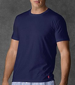 Polo Ralph Lauren® Men's Short Sleeve Crew-Supreme Comfort Tee