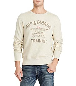 Polo Ralph Lauren® Men's Vintage Long Sleeve Knit Sweatshirt