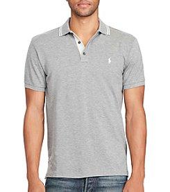 Polo Ralph Lauren® Men's Basic Mesh Short Sleeve Knit Polo
