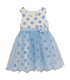 Rare Editions® Baby Girls' Overlay Dress