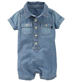 OshKosh B'Gosh® Baby Boys' Lightweight Romper