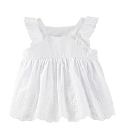 OshKosh B'Gosh® Baby Girls' Eyelet Top