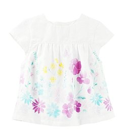 OshKosh B'Gosh® Baby Girls' Floral Print Top