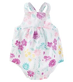 OshKosh B'Gosh® Baby Girls' Floral Sunsuit