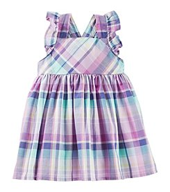 OshKosh B'Gosh® Baby Girls' Plaid Dress