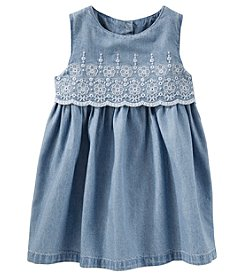 OshKosh B'Gosh® Baby Girls' Popover Dress
