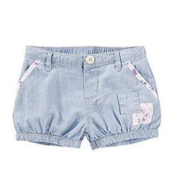 OshKosh B'Gosh® Baby Girls' Striped Bubble Shorts