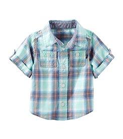 OshKosh B'Gosh® Baby Boys' 2 Pocket Woven Shirt