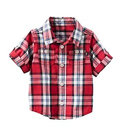 OshKosh B'Gosh® Baby Boys' Button Up Shirt