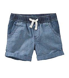 OshKosh B'Gosh® Baby Boys' Roll Cuff Shorts
