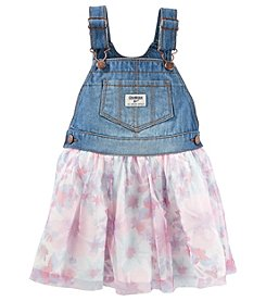 OshKosh B'Gosh® Baby Girls' Tulle Print Jumper