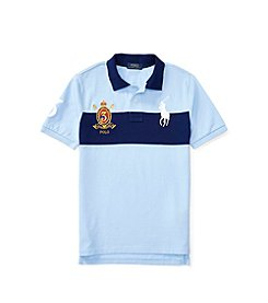 Polo Ralph Lauren® Boys' 8-20 Chest Stripe Knit Shirt