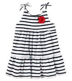OshKosh B'Gosh® Baby Girls' Striped Knit Dress