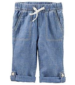 OshKosh B'Gosh® Baby Boys' Roll Cuff Denim Pant