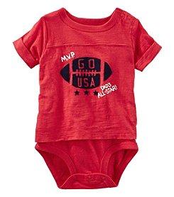 OshKosh B'Gosh® Baby Boys' 12-24 Month All Star Bodysuit
