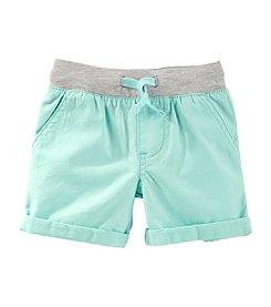 OshKosh B'Gosh® Baby Boys' Canvas Shorts