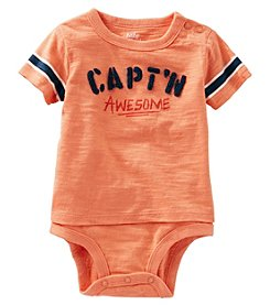 OshKosh B'Gosh® Baby Boys' Captain Awesome Bodysuit