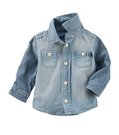 OshKosh B'Gosh® Baby Boys' Denim Shirt
