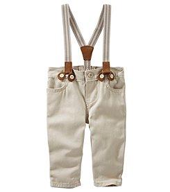 OshKosh B'Gosh® Baby Boys' Suspender Pants