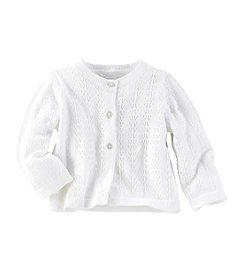 OshKosh B'Gosh® Baby Girls' Pointelle Cardigan