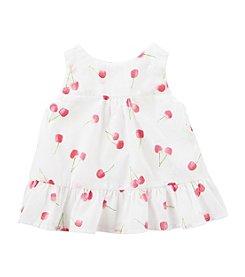 OshKosh B'Gosh® Baby Girls' 12-24 Month Cherry Print Tank