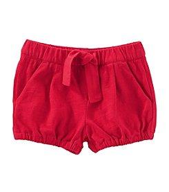 OshKosh B'Gosh® Baby Girls' Tie Front Shorts