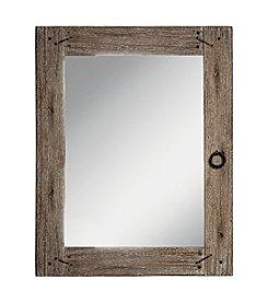 Prinz® Wood Nail Accents Mirror