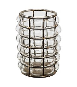 Prinz® Large Blown Glass Wire Vase