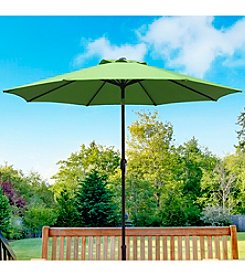 Sunset Vista Designs Crank And Tilt Umbrella