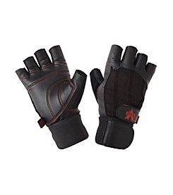 Valeo® Pro Ocelot Black Wrist Wrap Glove