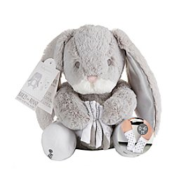 Baby Aspen Bailey the Bunny Plush Plus with Socks