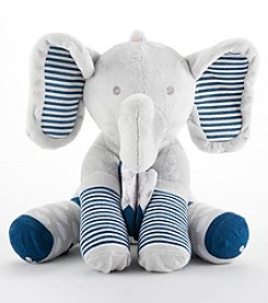 Baby Aspen Louie the Elephant Plush Plus with Socks