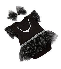 Baby Aspen Baby Girls' My First Party Dress with Headband