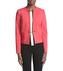 Tommy Hilfiger® Tie Front Jacket