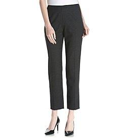 Tommy Hilfiger® Dot Print Ankle Pants