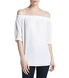 MICHAEL Michael Kors® Off Shoulder Top