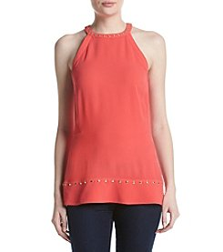MICHAEL Michael Kors® Dot Halter Top