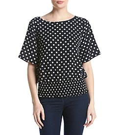 MICHAEL Michael Kors® Medium Dot Kimono Top