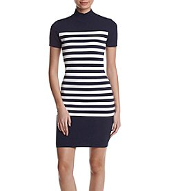 MICHAEL Michael Kors® Mock Neck Dress