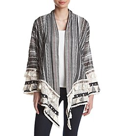 Philosophy by Republic Clothing Shawl Cardigan