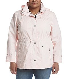 Mackintosh Plus Size Zip Anorak Jacket
