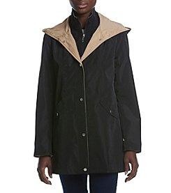 Breckenridge® Petites' Solid Bibby Coat