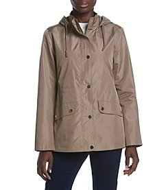 Breckenridge® Petites' Solid Active Anorak Jacket