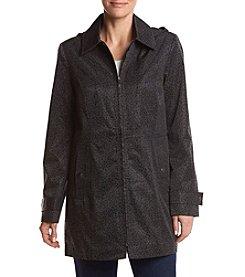 Breckenridge® Print Hooded Walker Coat