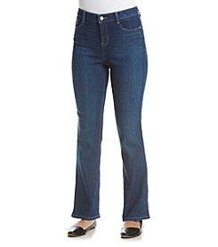 Gloria Vanderbilt® Petites' Micro Boot Denim Jeans