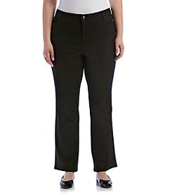 Gloria Vanderbilt® Plus Size Micro Boot Cut Jeans