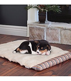 Petmaker Roll-Up Portable Travel Dog Bed