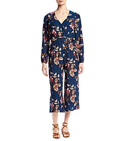 June & Hudson® Floral Jumpsuit